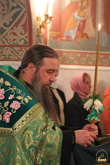 08. The commemoration day of St Sergius of Radonezh in Bogorodichnoe village / Праздник Прп. Сергия Радонежского в Богородичном