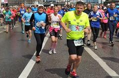 Marathon running (bokage) Tags: sport sweden stockholm marathon running runner stockholmmarathon bokage