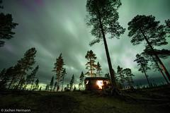 Femunden und Jmtland-578 (jo.hermann) Tags: nature norway landscape norge scenery schweden norwegen canoe aurora mohawk sverige t3 kanu jmtland northernlights borealis vwbus gatz lichtspiel paddeln femunden nordlicht nachthimmel nachtfoto femund feragen