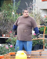 Home Depot chub (I.E. Bear II) Tags: bear hairy man hot sexy guy happy gut big furry random fat handsome chub dude belly trail bubba beerbelly chubby guapo thick gordo bellies panza moobs panzon barrigon pansa stocky panson