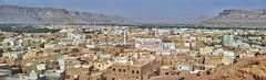 - Tarim City panorama (Hussein.Alkhateeb) Tags: panorama tarim yemen    hadramout