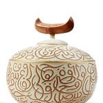 Ceramic jarの写真