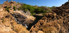 Upper Pool (Guille Barbat) Tags: nature australia panoramic northernterritory edithfalls upperpool ladscapes nitmiluknationalpark guillebarbat