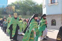 48. The commemoration day of St Sergius of Radonezh in Bogorodichnoe village / Праздник Прп. Сергия Радонежского в Богородичном
