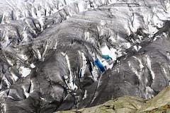 Kleine Gletscherseen auf dem Aletsch Gletscher (ISO 69) Tags: elements