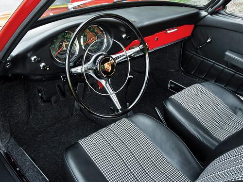 Porsche 901 Coupe Prototype (901) 1962 год