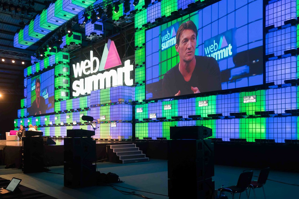 THE WEB SUMMIT DAY TWO [ IMAGES AT RANDOM ]-109841