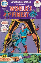 World's Finest Comics #229 (micky the pixel) Tags: comics comic heft dc worldsfinestcomics superman batman metamorpho erniechan