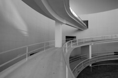 Inventando Caminos (J Fuentes) Tags: blanco architecture blackwhite andaluca arquitectura flickr y negro save patio granada museo cajagranada centrocultural elptica albertocampobaeza