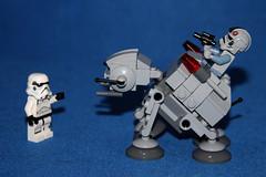 Stop saying SIT (dogndub) Tags: starwars lego stormtrooper minifigure