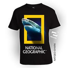 natgeo-SHARK (squareteesbdg) Tags: shark 3d national geographic kaos binatang