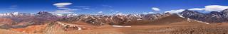 The Andes Mountain Range II