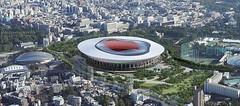 Проект стадиона «B» в Токио