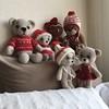 Amigurumiweihnachten (Lenekie) Tags: amigurumi tedd bear crochet toy handmade