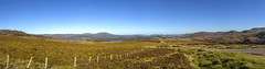 Suidhe Viewpoint Panorama (Kev Gregory (General)) Tags: suidhe viewpoint b862 looking north over strath errick road meanders miles incredible views scottish highlands scotland kev gregory canon 7d view scenic scenery pan panorama
