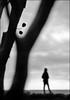 F_47A2165-2-BW-Canon 5DIII-Canon 70-300mm-May Lee 廖藹淳 (May-margy) Tags: maymargy 人像 背影 剪影 望 樹木 果實 樹幹 海邊 雲彩 街拍 streetviewphotographytaiwan 線條造型與光影 linesformandlightandshadows心象意象與影像 naturalcoincidencethrumylens新北市 台灣 中華民國 taiwan repofchina f47a21652bw portrait viewfromback silhouette tree fruits seashore clouds 天馬行空鏡頭的異想世界 mylendsandmyimagination naturalcoincidencethrumylens linesformandlightandshadows newtaipeicity canon5diii canon70300mm maylee廖藹淳 重複曝光 doubleexposure