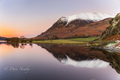 End of day (davenewby123) Tags: crummockwater buttermere gatesgarth lakedistrict autumn neutraldensityfilter outdoor davenewby water oldcottage plant foliage serene landscape mountain tree field hill sky mountainside waterfall river lake davidnweby