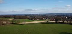 Reken - Blick vom Aussichtsturm Melchenberg in den Naturpark Hohe Mark (friedhelmbick) Tags: reken melchenberg