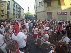 People dancing everywhere!