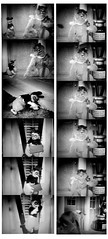 Tribute to Krazy Kat and Ignatz Mouse - Babes In Toyland 1934 Film 9398 (Brechtbug) Tags: tribute krazy kat ignatz mouse babes in toyland 1934 film aka march wooden soldiers movie starring stan laurel oliver hardy comedy team musical fantasy a capuchin monkey dressed disneys mickey throws brick cat credited fiddle played by pete gordon comic strip george herriman newspaper cartoonist news paper sunday funnies daily comics funny humor satire character syndicate artist cartoonists pen ink illustration art 2016 hal roach studios