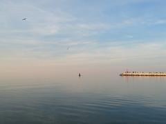 Toglietemi tutto, ma non il mio mare! 3_2 (ilpiubello) Tags: rimini italia italy italie mare sea beach porto seaport