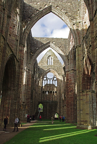 D13980.  Tintern Abbey.