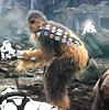 Bandolier Investigation Side 2 (brent_r_williams) Tags: chewbacca chewie bandolier back force awakens