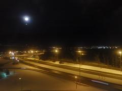Hwy 1/16th Ave NW (eileenmak) Tags: calgary foothillshospital trw night hwy1 16thavenw