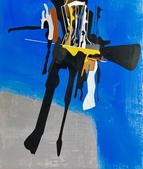 Jim Harris: Ice Planet Descent. (Jim Harris: Artist.) Tags: art planet pluto arte abstract jim harris orbit space weltraum cosmos