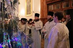 015. Nativity of the Lord at Lavra / Рождество Христово в Лавре 07.01.2017