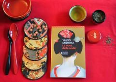 aspettando il prossimo viaggio in Giappone (checiotola) Tags: booksandteas japan giappone tè tea greentea mishima yukiomishima
