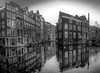 Oudezijdsvoorburgwal BW (RobMenting) Tags: 70d travel eos netherlands canon nederland amsterdam canoneos70d