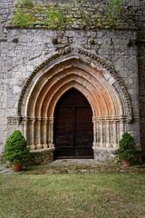 Portail de l'église de Lialores - Condom - Gers (Vaxjo) Tags: midipyrénées languedocroussillon gers occitanie condom gascogne lialores église church