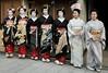 A splendid scene (byzanceblue) Tags: toshikimi miyagawacho gion kyoto geisha maiko geiko japan beauty woman female 宮川町 舞妓 芸妓 置屋 お茶屋 祇園 kimono 利きみ