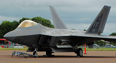 09-4181 Lockheed F-22A Raptor of the United States Air Force (SteveDHall) Tags: aircraft airport aviation airfield aerodrome aeroplane airplane airshow riat royalinternationalairtattoo raffairford fairford 2016 riat2016 lockheed f22 f22a 094181 unitedstatesairforce usairforce usaf lockheedf22araptor raptor f22araptor lockheedf22a
