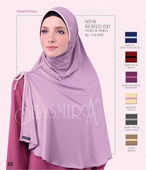 New Arrival!!!  SJARME OBSERFASHION           Limited Edition  Code      : New Bergo 031      Material : Spandex Sutera      Colour    : Violet. Navy. Maroon. Dark Orchid. Wheat. Dark Grey. Tan.       Price       : IDR 115k   Cantik Bersama Sh (firaya_azzahra) Tags: shawl palembang jilbab jilbabpraktis kerudungsyari shasmirapalembang busanamuslimah jilbabmodern kerudung tudung hijab modernhijab shasmira jilbablangsung jilbabspandex jilbabsyari jilbabshasmira tudungbawal