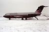 G-AWBL BAC1-11 B.A. CVT 15-01-87 (cvtperson) Tags: gawbl bac111400 british airways coventry cvt egbe