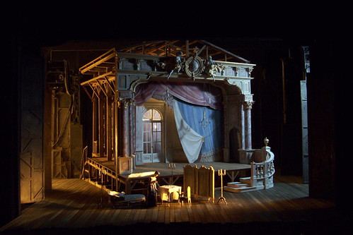 Set piece: The challenges of re-creating a Baroque theatre for The Royal Opera's <em>Adriana Lecouvreur</em>