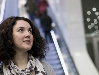 Laura, The Hague 2016: Elevator