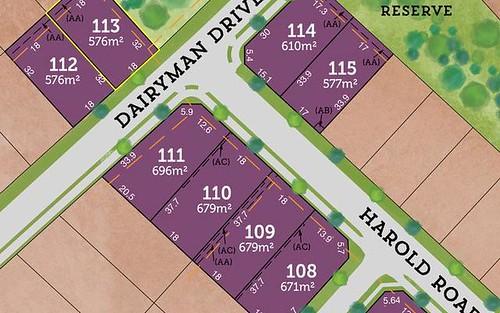 Lot 113 Dairyman Drive, Raymond Terrace NSW