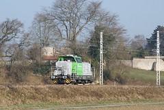 Vossloh G6 Ferrotract (SylvainBouard) Tags: ferrotract train vosslohg6