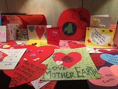 Congressman Lamar Smith's (TX-20) Valentines Making Party