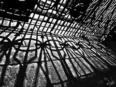 """""""The Gate"""" (giannipaoloziliani) Tags: biancoenero blackandwhite monocromo monochrome abstract astratto linee nikon nikoncamera nikonphotography hdr contrasto contrast cancello gate italia italy genova genoa genoacity liguria notte night street streetdetails details dettagli luci lights shadows ombre hard dark darkness oscuro scuro buio scale steps scalini scala streetphotography streetnight streetphoto flickr urban urbanstreet urbanblackandwhite nikonofficials urbanight perspective prospettiva prospettica shapes sagome ferro iron distortions distorsioni architecture architettura lightgames giochidiluci strong forte duro strange noire"""