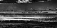 Iceland (a.penny) Tags: iceland island rough westmänner inseln vestmannaeyjar apenny nikon d7100 monochrome sea storm stormy