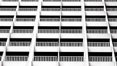 Embarcadero (cherryspicks (on/off)) Tags: architecture monochrome abstract blackandwhite embarcadero sanfrancisco contemporary lines pattern geometric building symmetry