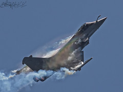French Air Force Dassault Rafale C 142 (benji1867) Tags: french air force dassault rafale c 142 riat iat raf royal international tattoo fairford 2016 16 avgeek avporn aviation fly flight flying airshow show display demo demonstration flypast jet fighter strike bomber plane airplane fluff rainbow totterdown afterburner reheat st dizier robinson ba113 armee de lair france