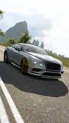2017 Bentley Continental Supersports (nikitin92) Tags: game screenshots vidoegame bentley continental supersports car racing road pc forzahorizon3 sportscar