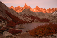 Catedral spires during the fall