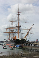 IMG_2130 (Skytint) Tags: hmsvictoria hmswarrior docks portsmouth hampshire england 2012