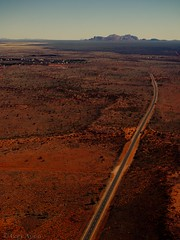 "Kata Tjuta by air • <a style=""font-size:0.8em;"" href=""http://www.flickr.com/photos/44919156@N00/20049205964/"" target=""_blank"">View on Flickr</a>"